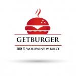 Getburger 100% wołowiny w bułce